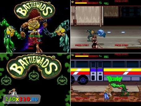 BattleToads OpenBor