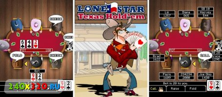 Lone Star Texas Holdem