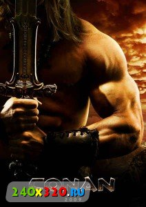 Конан-варвар / Conan the Barbarian на телефон CAMRip (2011)